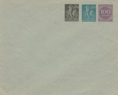 Deutsches Reich Privat Umschlag INFLA 1920-23 - Alemania