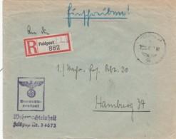 Deutsches Reich R Brief 1941 - Deutschland