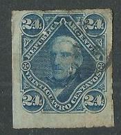 Timbre Argentine 1862 - 1858-1861 Confederazione