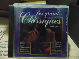 Les Grands Du Classique Volume 3 - Classical