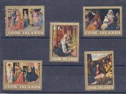 190031676   COOK ISLANDS  YVERT    Nº  111/5  **/MNH - Cook Islands