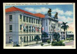 The Main Building Of The University Of Panama - Panama