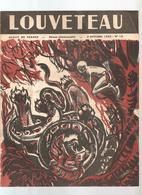 Scoutisme Scout De France Revue Louveteau N°12 Du 5 Octobre 1952 Couverture Illustrée Par IGOR - Scoutisme