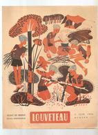 Scoutisme Scout De France Revue Louveteau N°11 Du 5 Juin 1955 Couverture Illustrée Par Pierre Joubert - Scouting