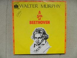 D4627 Disque Vinyle 45 Trs WALTER MURPHY   5 BEETHOVEN - Disco & Pop