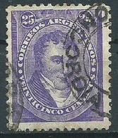 Timbre Argentine - 1858-1861 Confédération