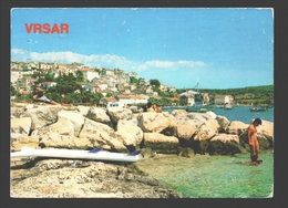 Vrsar - General View - Animation - Croatie