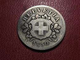 Suisse - 10 Rappen 1850 BB 4410 - Suisse