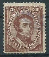 Timbre Argentine - 1858-1861 Confederation