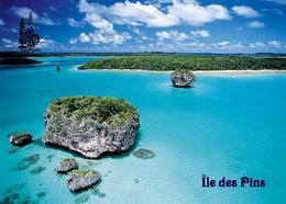 New Caledonia Isle Of Pines Lagoon UNESCO New Postcard - New Caledonia