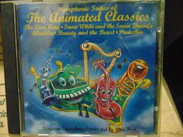 Kingston Symphony Orch- Symphonic Suites Od Disney's Animated Classics - Klassik
