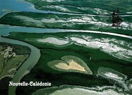 New Caledonia Heart Of Voh Aerial View New Postcard - New Caledonia