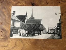 289/ ABLIS PLACE DE L EGLISE - Ablis