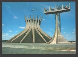 Brasilia - Catedral E Campanario - Brasilia