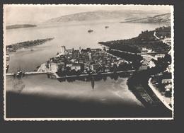 Trogir - Aerial View - Photo Card - 1957 - Croatie