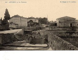 Antibes La Fontonne - Antibes - Vieille Ville
