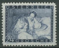 Österreich 1935 Muttertag Mutter Und Kind 597 Postfrisch - 1918-1945 1. Republik