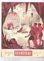 Scoutisme Scout De France Revue Louveteau N°11 Du 5 Juin 1956 Couverture Illustrée Par BERNADOS - Scoutisme