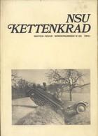 NSU Kettenkrad - 1939-45