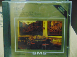 Bach- Partita No 6/English Suite No 1 - Classique