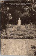 New York Staten Island The Sunken Garden Notre Dame Academy