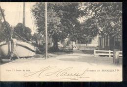 Hoogezand - Groeten Uit - Schip Boot - 1905 - Hoogezand