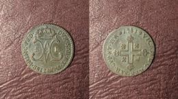 ITALIE - Sardaigne - Victor Amédée - SOLDO - 178 - Regional Coins