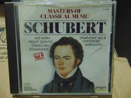 Masters Of Classical Music-Schubert,vol.9 - Classical