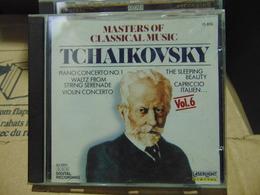 Masters Of Classical Music-Tchaikovsky,vol.6 - Klassik