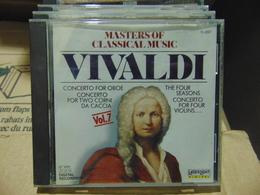 Masters Of Classical Music-Vivaldi, Vol.7 - Classique
