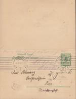 BAYERN  P 81/02, Gestempelt: München 11.12.1908 - Beieren