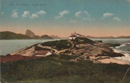 ***   BRESIL *** RIO DE JANEIRO Copacabana - Stamped TB - Rio De Janeiro