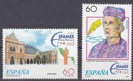 ESPAÑA - SPAGNA - SPAIN - ESPAGNE- 1996 - Serie Completa Di 2 Valori Nuovi MNH: Yvert 2989/2990. - 1931-Hoy: 2ª República - ... Juan Carlos I