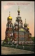 ST PIETROBURGO CHIESA DELLA RESURREZIONE - Russia