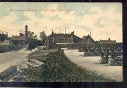Hendrik Ido Ambacht - Steenfabriek Gebr T Hoofd - 1909 - Autres