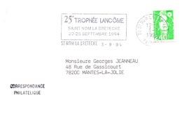 France - Post Mark Golf :  TROPHEE LANCOME 1994 - - Golf