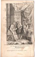 La Jonction De L Océan Et De La Mediterranée 1741 Gravure Du Livre Dessiné Par BOUCHER FRANÇOIS NARBONNE AGDE TOULOUSE - Books, Magazines, Comics