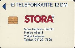 "GERMANY O55/95 Stora Uetersen GmbH - Papier - ""Macher"" - Only 1.000x - Germania"