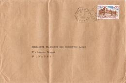 LSC 1968 - Cachet Hexagonal  LINAS  (Essonne) - Poststempel (Briefe)