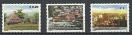 KOSOVO  2005  VILLAGES & CITIES  SET  MNH - Kosovo