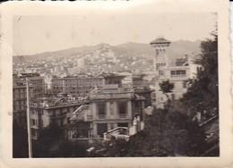 Foto Stadt In Italien (?) - 1943 - 8*5cm (41208) - Lieux