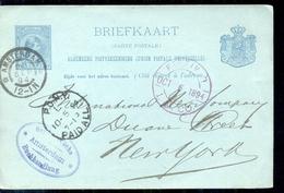 Amsterdam - Buchhandlung 1894 - Period 1891-1948 (Wilhelmina)