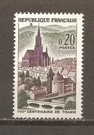 Francia-France Nº Yvert 1308 (MNH/**) - Nuevos