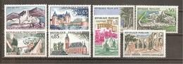 Francia-France Nº Yvert 1311-18 (MNH/**) - Nuevos