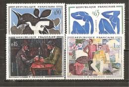 Francia-France Nº Yvert 1319-22 (MNH/**) - Nuevos