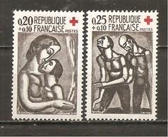 Francia-France Nº Yvert 1323-24 (MNH/**) - Nuevos