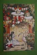 """Alice In Wonderland"" By Painter Grebennik - Modern Russian PC - Fairy Tales, Popular Stories & Legends"