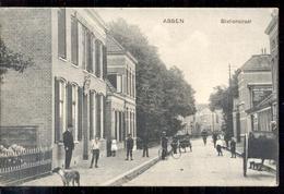 Assen - Stationstraat - 1906 - Assen