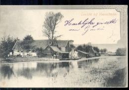 Voorschoten - Gezicht Bij - 1901 - Nederland