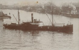 "V.999.  Stettin - Gruss Vom (Handelsschiff) ""Marika"" - 1924 - Dampfer"